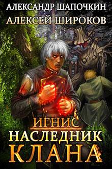Игнис, Александр Шапочкин, Алексей Широков все книги
